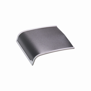 3M Wrap Film Seria 2080 - Satin Dark Grey - S261