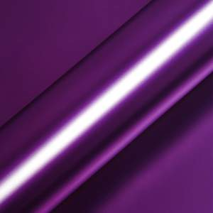 Hexis | Super Chrome Purple Satin | HX30SCH06S