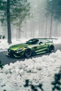 INOZETEK | Mamba Green Metallic | MSG020 | Super Gloss Metallic Film