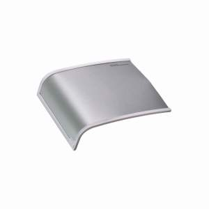 3M Wrap Film Seria 2080 - Satin White Aluminum - S120