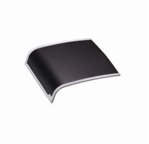 3M Wrap Film Seria 2080 - Dead Matte Black - DM12