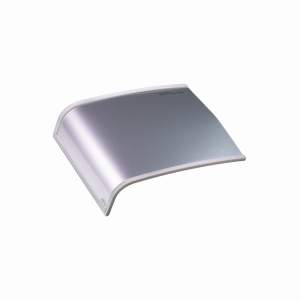 1080 - G251 | Gloss Sterling Silver | 3M Wrap Film