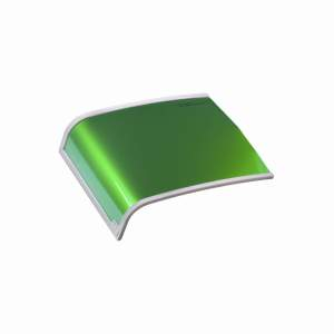 1080 - G336 | Gloss Green Envy | 3M Wrap Film