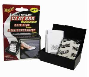 Glinka MEGUIAR'S Smooth Surface Clay Bar Replecement - 80 g